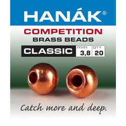 Hanak Competition Brass Bead Classic Copper