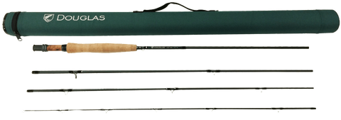 Douglas DXF 586-4 fly rod