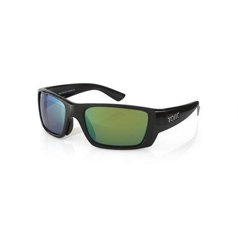 Tonic Sunglasses Rise Green Mirror Australia