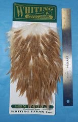 Whiting Hebert Miner Wet Fly Saddle Hackle - Australia