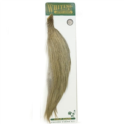 Whiting Hebert Miner Dry Fly 1/2 Hackle Cape Bronze Grade
