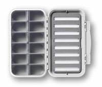 C&F Design CF-3308 Large 8 row waterproof Fly Case with 12 compartments Australia