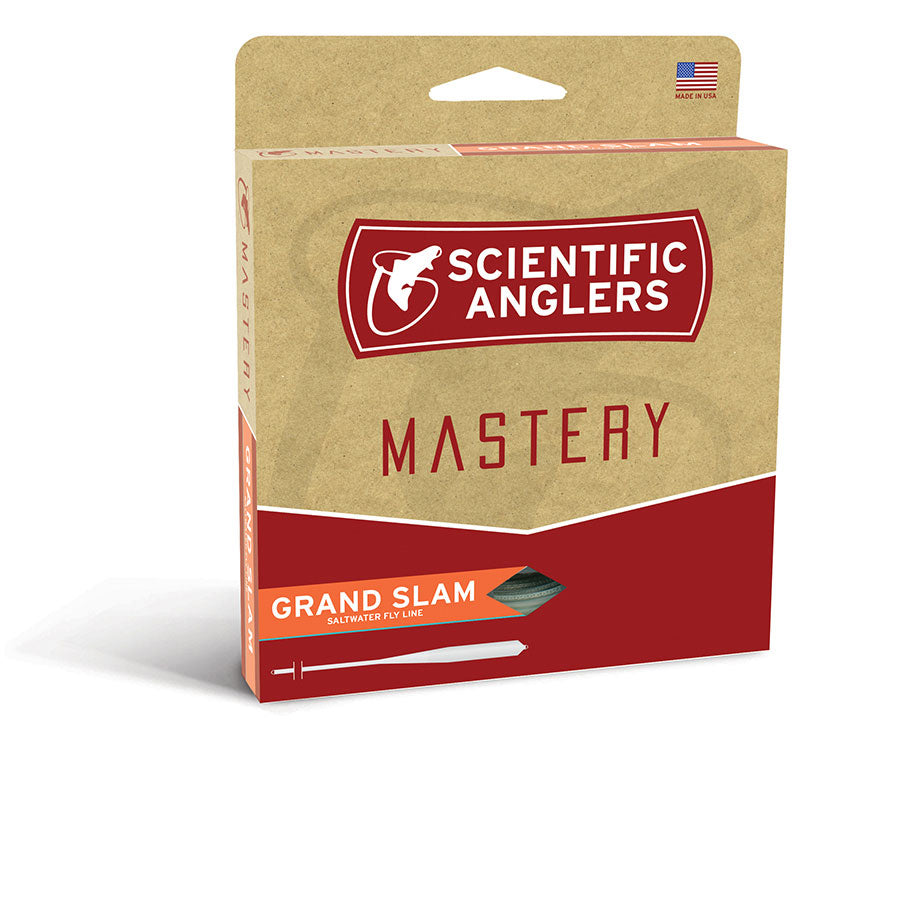 Scientific Anglers Mastery Grand Slam Fly Line Tasmania Australia