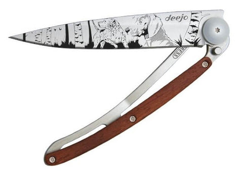 Deejo Hunting Dog Knife Australia