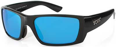 Tonic Sunglasses Rise Blue Mirror