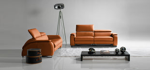 italian leather sofa