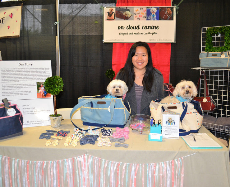 Our Public Debut at the San Diego Amazing Pet Expo