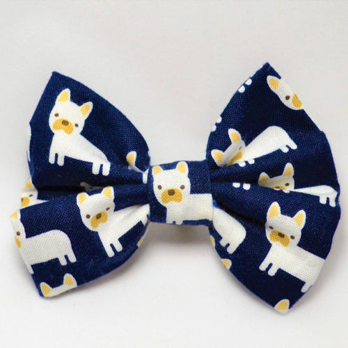 Frenchie Bow Tie
