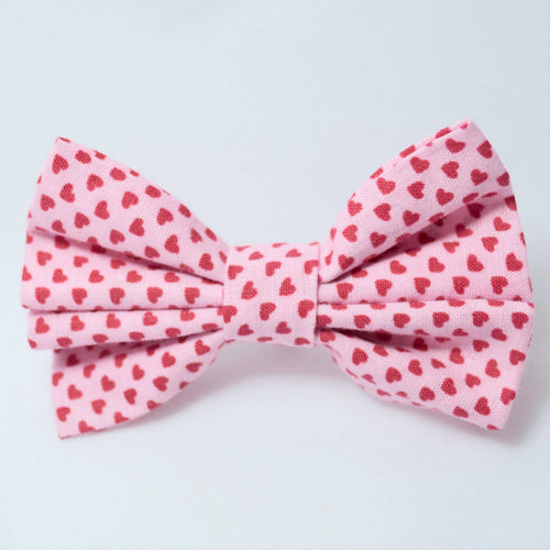 I Love You Bow Tie