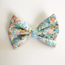 Spring Floral Bow Tie