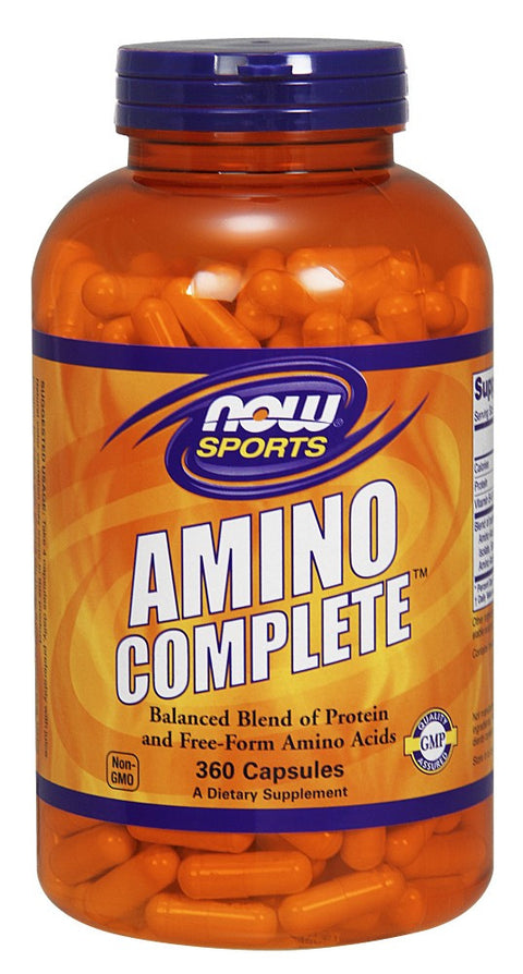 Amino Complete™ Capsules - The Daily Apple