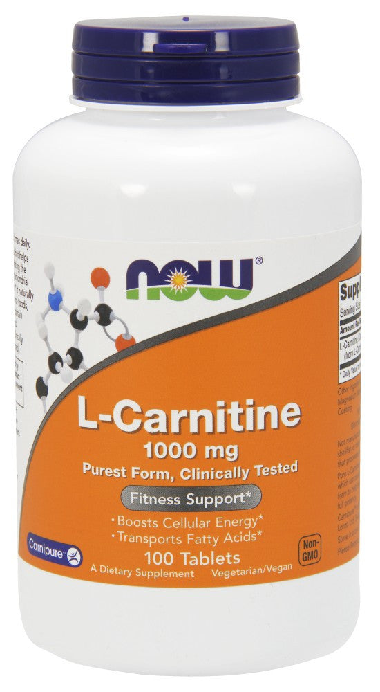 L-Carnitine 1000 mg Tablets - The Daily Apple