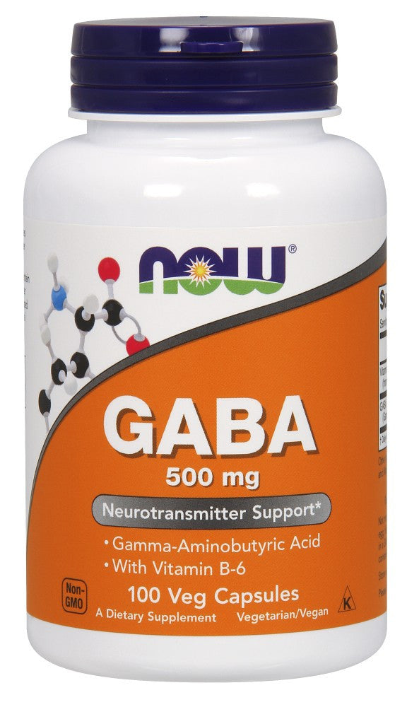 NOW Foods GABA - The Daily Apple