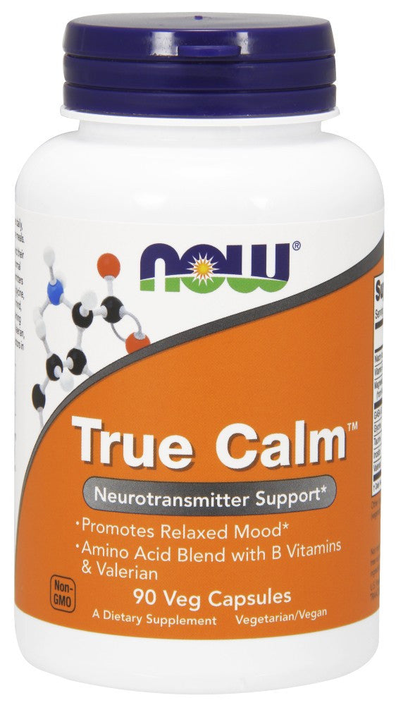 NOW Foods True Calm - The Daily Apple