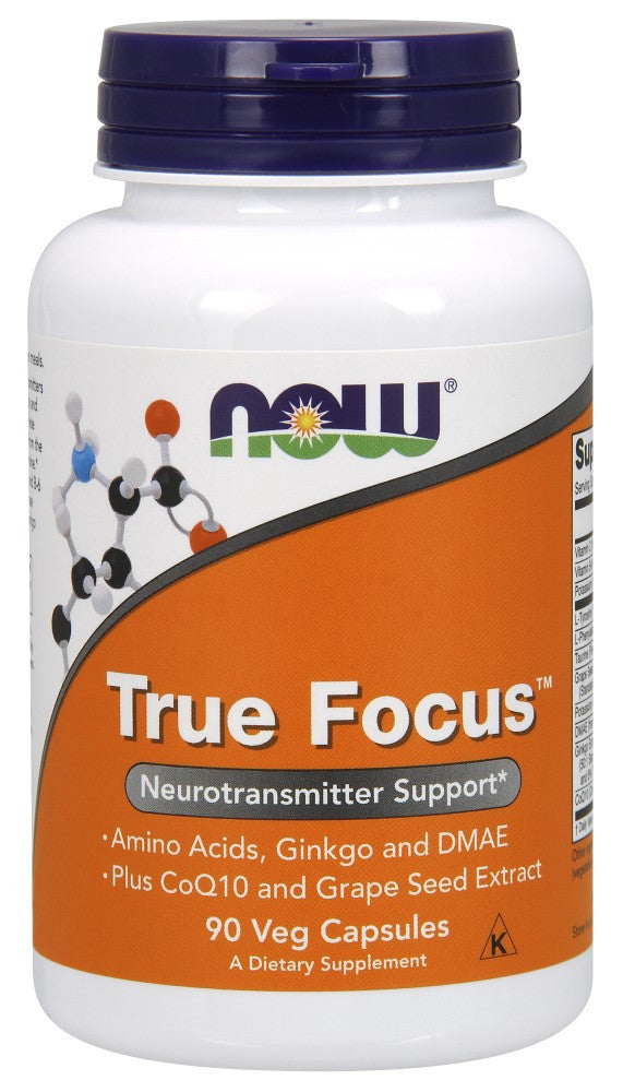 NOW Foods True Focus - The Daily Apple