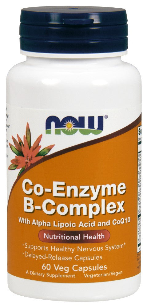 Co-Enzyme B-Complex Veg Capsules - The Daily Apple