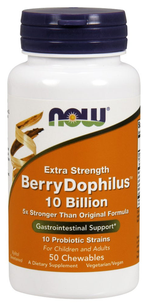 BerryDophilus™ Extra Strength Chewables - The Daily Apple