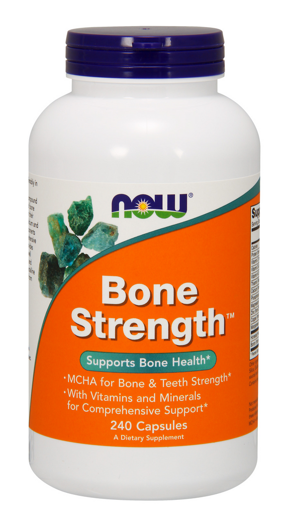 Bone Strength™ Capsules - The Daily Apple