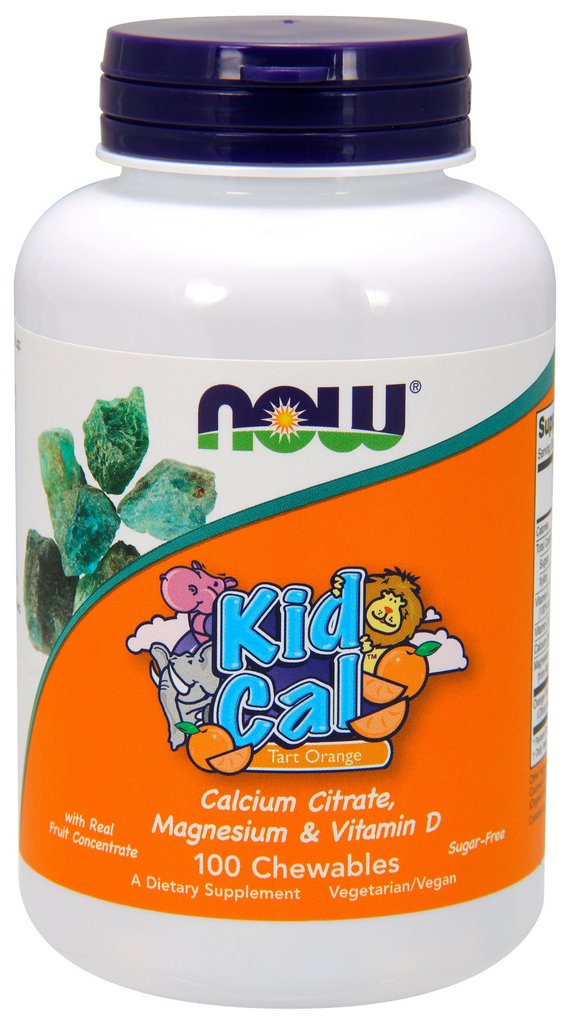 Kid Cal Chewables - The Daily Apple