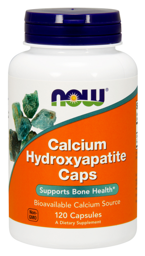 Calcium Hydroxyapatite Capsules - The Daily Apple
