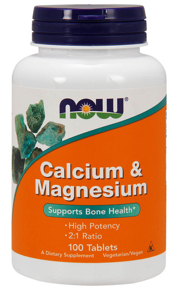 Calcium & Magnesium Tablets - The Daily Apple