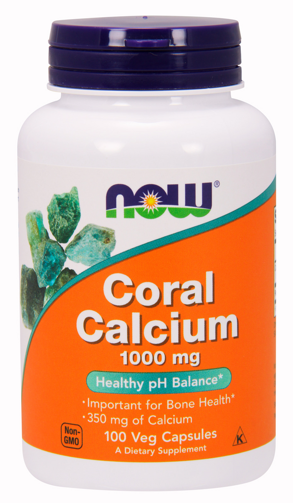 Coral Calcium 1,000 mg Veg Capsules - The Daily Apple