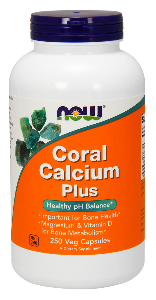 Coral Calcium Plus Veg Capsules - The Daily Apple