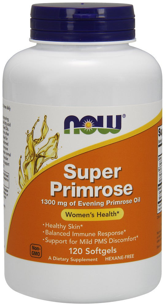 Super Primrose 1300 mg Softgels - The Daily Apple