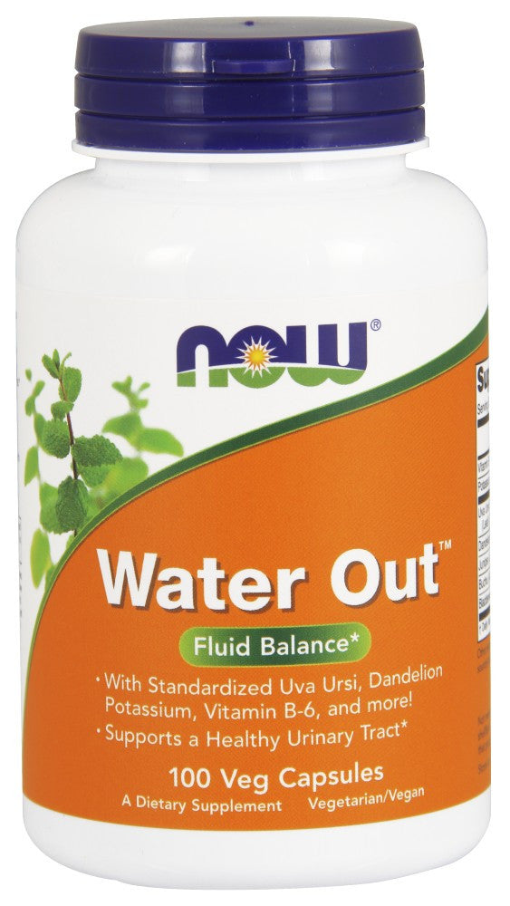 Water Out Veg Capsules - The Daily Apple