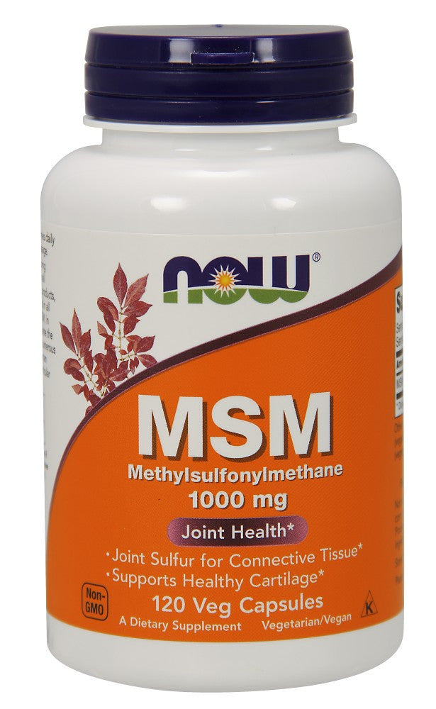 MSM 1000 mg Capsules - The Daily Apple
