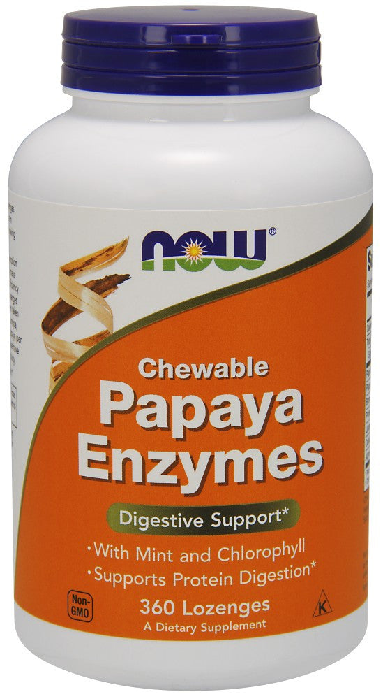 Papaya Enzyme Lozenges - The Daily Apple