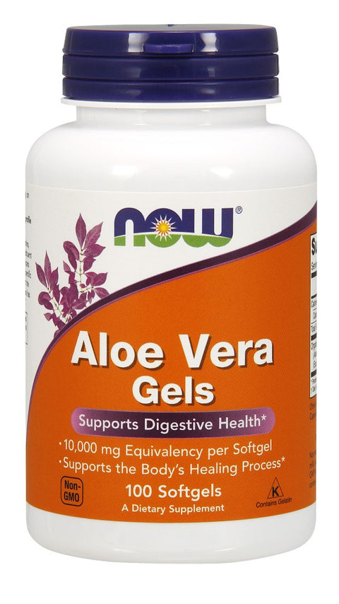 Aloe Vera 5000 mg Softgels - The Daily Apple