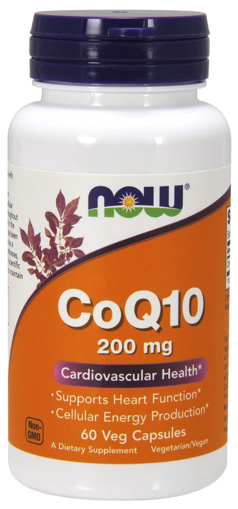 CoQ10 200 mg Veg Capsules - The Daily Apple