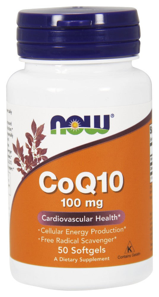 CoQ10 100 mg Softgels - The Daily Apple