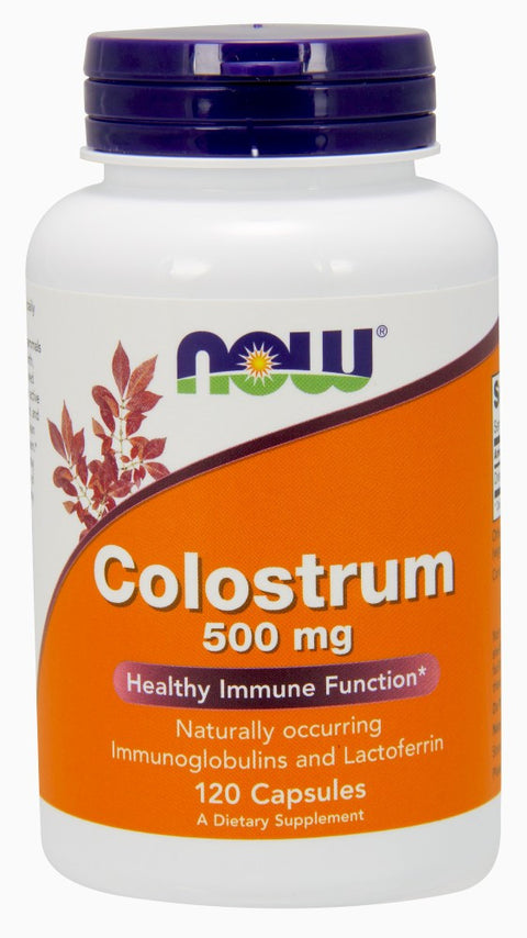 Colostrum 500 mg Veg Capsules - The Daily Apple