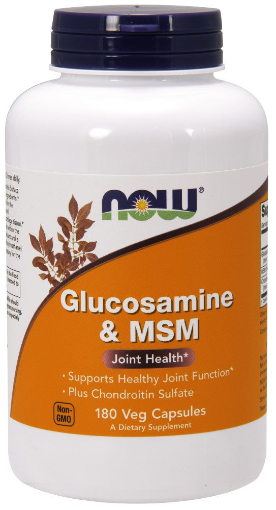 Glucosamine & MSM Capsules - The Daily Apple