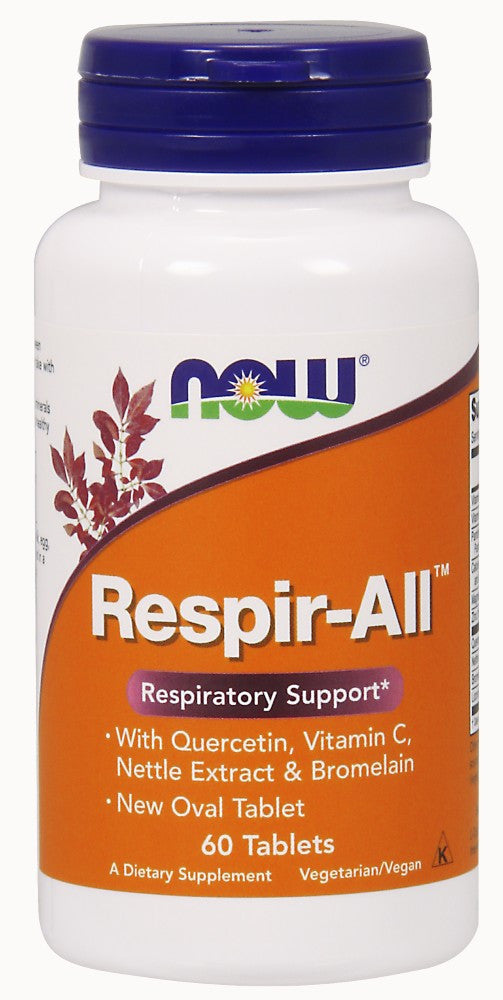 Respir-All™ Vegetarian Tablets - The Daily Apple