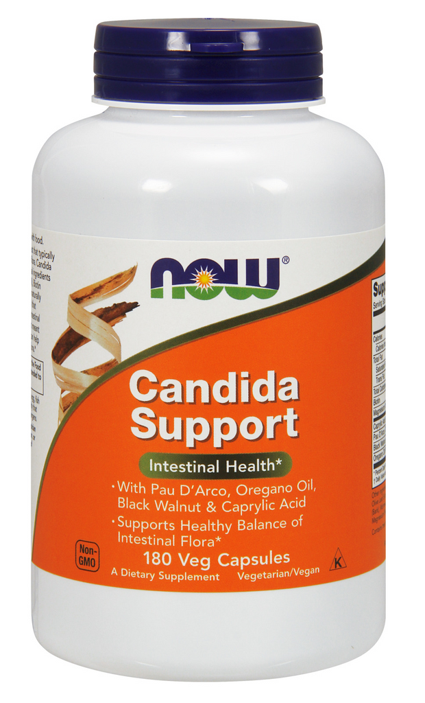 Candida Support Veg Capsules - The Daily Apple