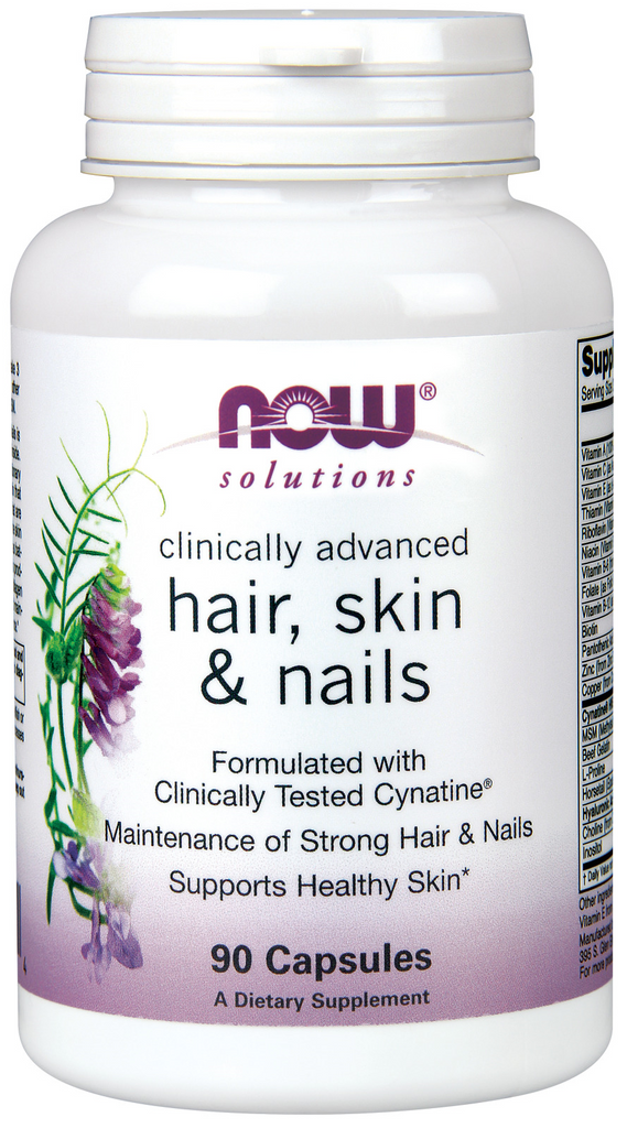 Hair, Skin & Nails Capsules - The Daily Apple