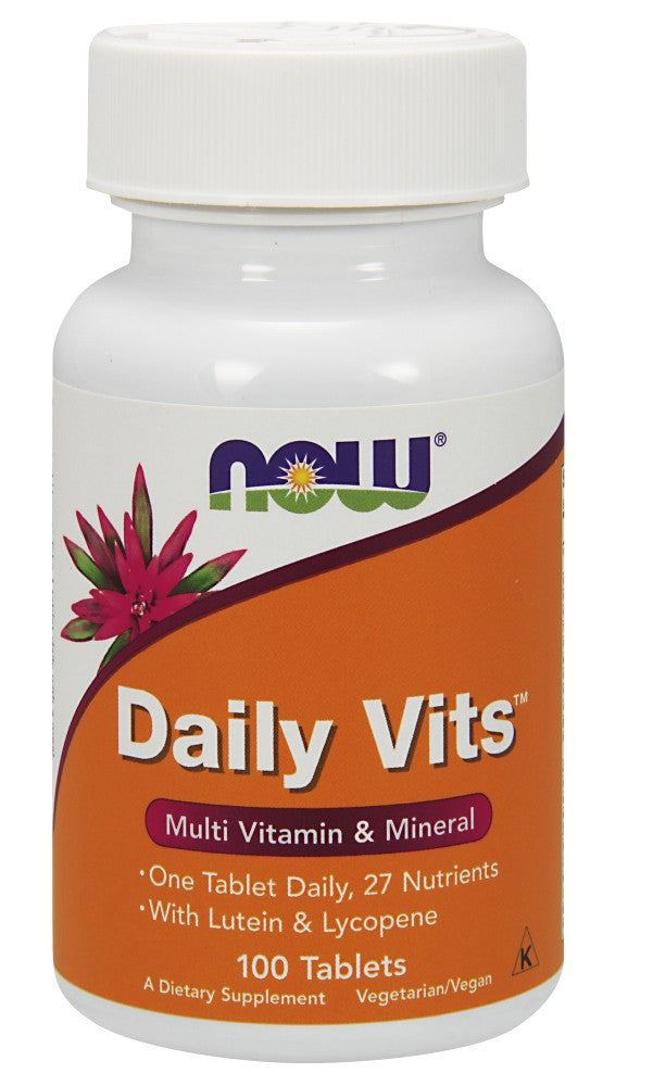 Daily Vits™ Tablets - The Daily Apple
