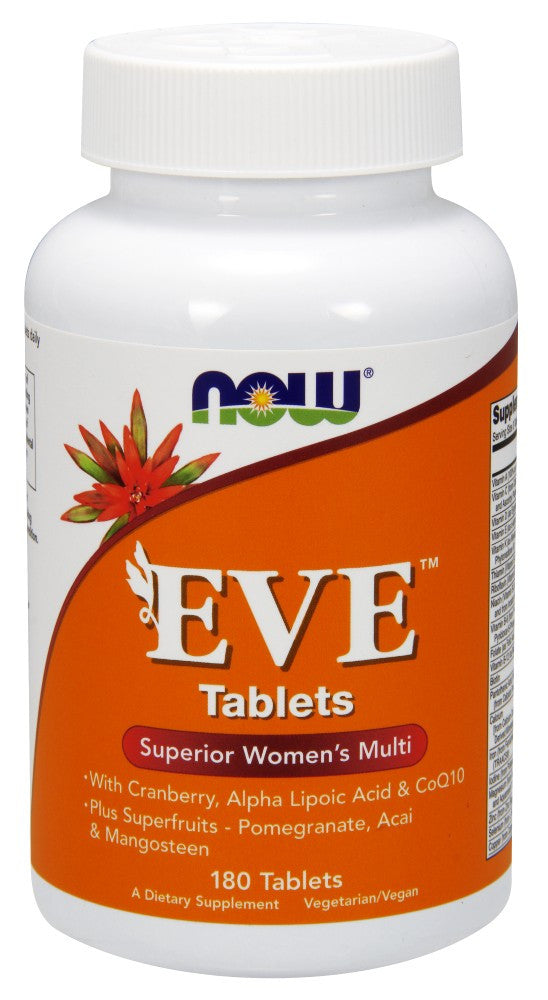 Eve Women's Multiple Vitamin Tablets - The Daily Apple