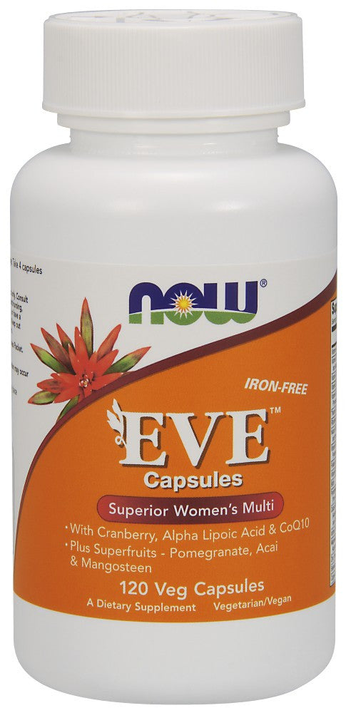 Eve Women's Multiple Vitamin Veg Capsules - The Daily Apple