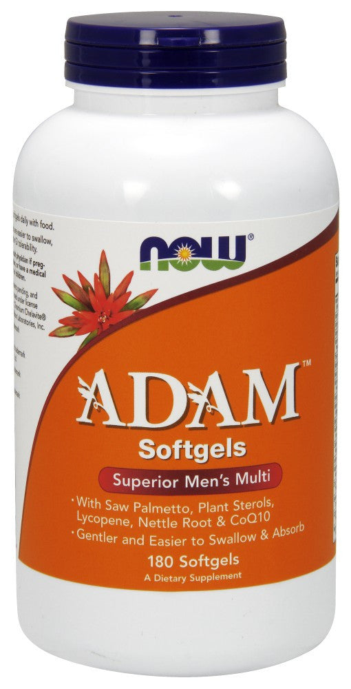 Adam™ Men's Multiple Vitamin Softgels - The Daily Apple