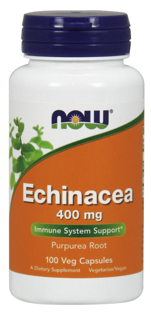 Echinacea 400 mg Capsules - The Daily Apple