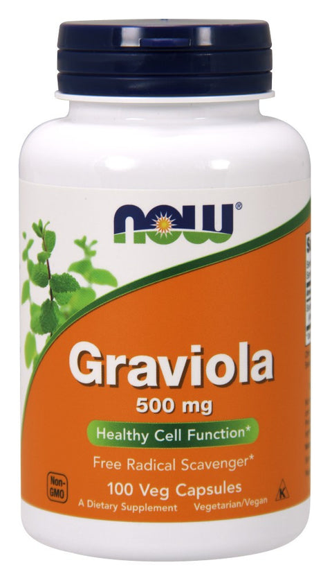 Graviola Veg Capsules - The Daily Apple