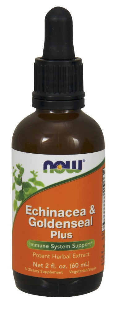 Echinacea & Goldenseal Plus - The Daily Apple