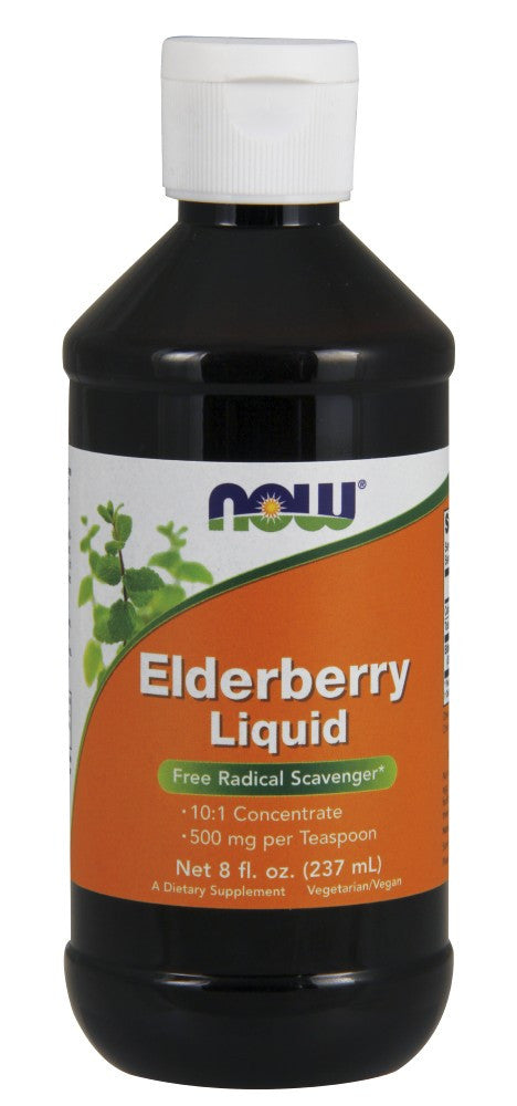 Elderberry Liquid - The Daily Apple