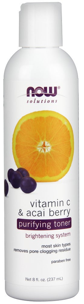 Vitamin C & Acai Berry Purifying Toner - The Daily Apple