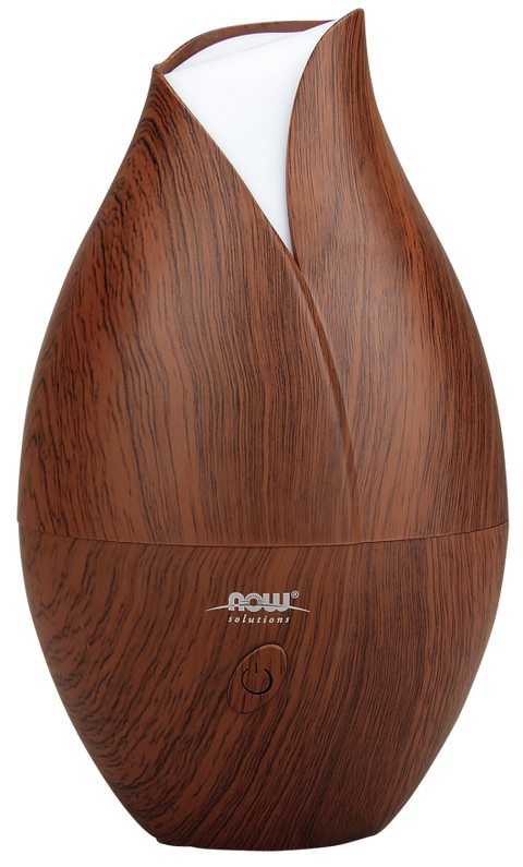 Ultrasonic Faux Wood Essential Oil Diffuser - The Daily Apple