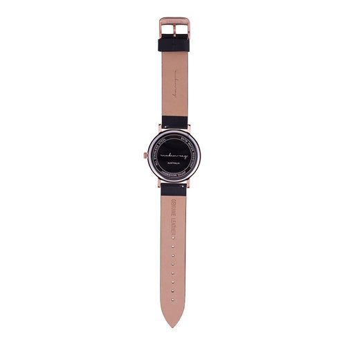 Black Rose Gold - Contemporary DIAL